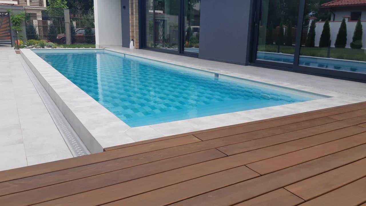Дизайнерский бассейн