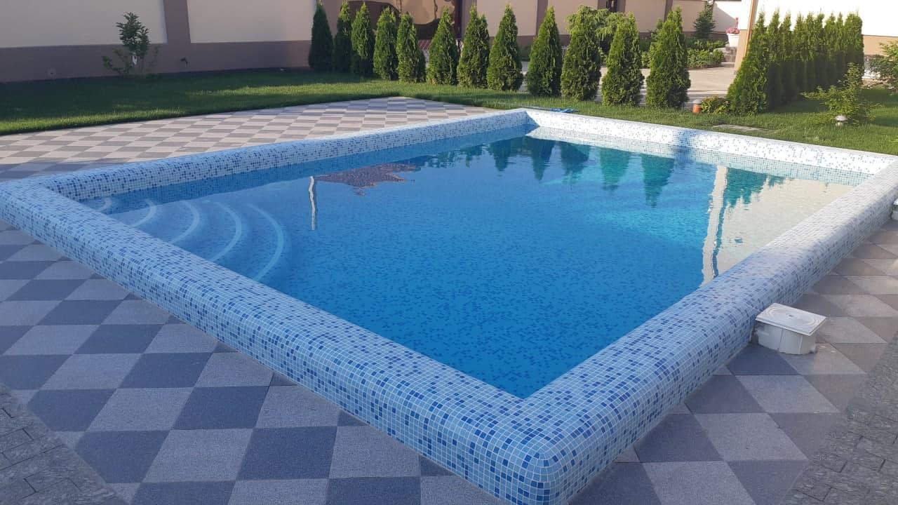 Cемейный бассейн
